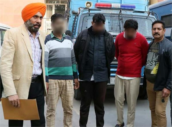 three youth of district fatehgarh sahib arrested including heroin