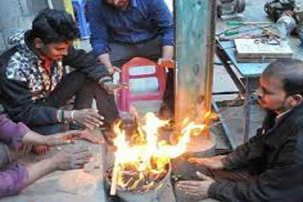 no respite from winter people will get relief from cold north wind
