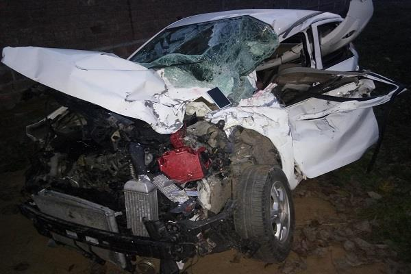 car hit women in death driver seriously injured