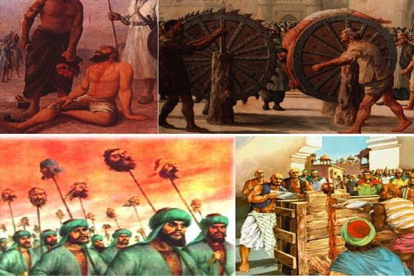 sacrifice of sikhs in history