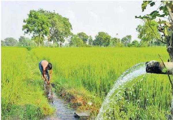 mahoba registers lawsuit against farmers for water theft