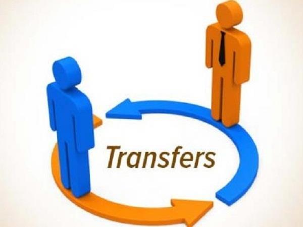 jairam government has transferred 6 dsp