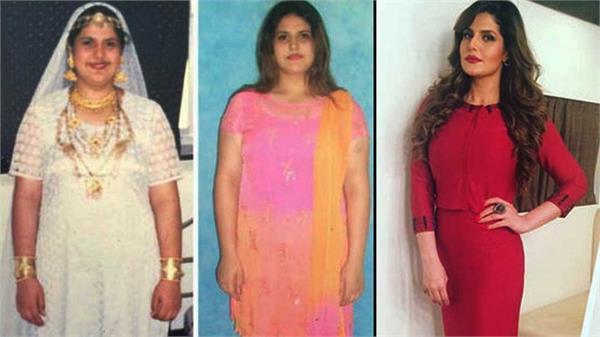 100 से 57 kg पर आई जरीन खान, जानिए क्या है उनका वेटलॉस सीक्रेट
