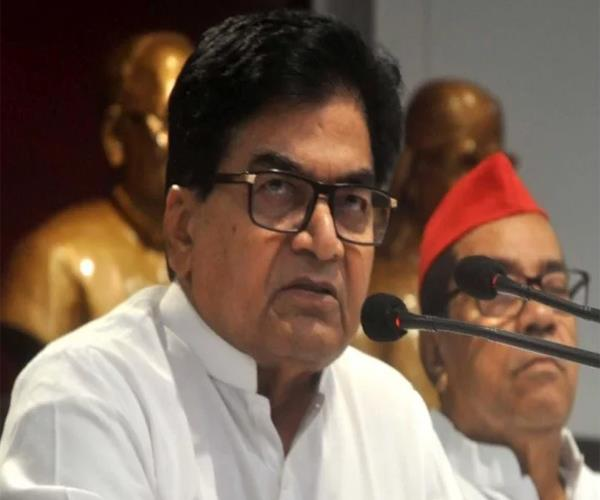 before the sp bsp alliance government has tied up with the cbi ramgopal