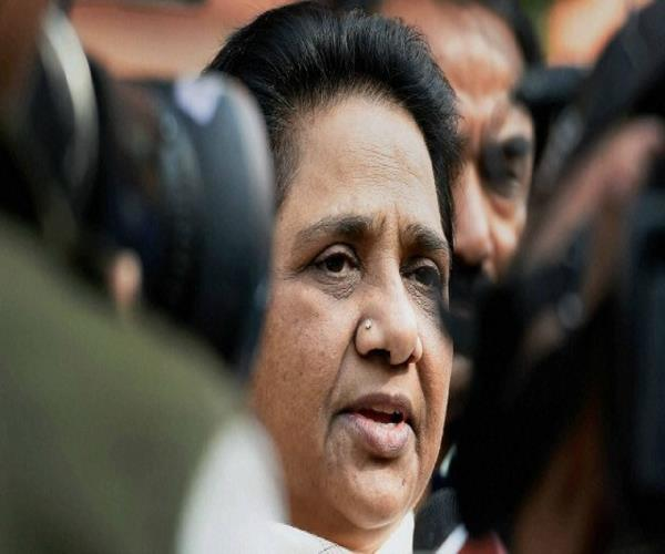 mayawati on twitter