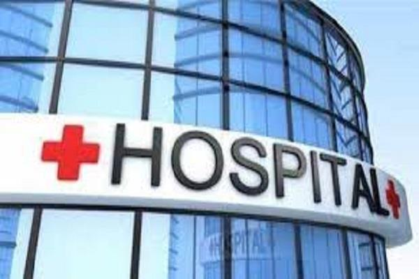 only 22 hospitals connected with pmjay scheme in 2 months