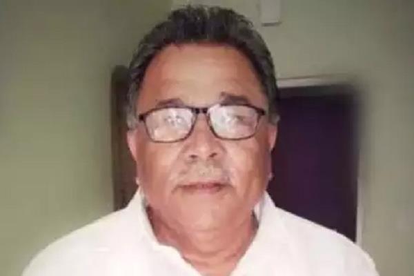 death came to congress leader during surya namaskar