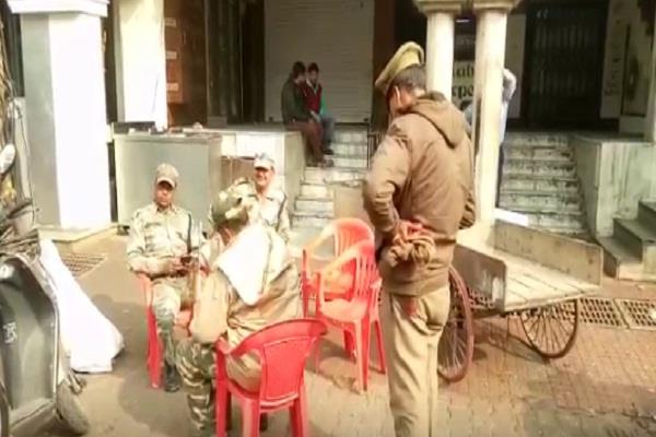 31 officers conduct raids in chappan bhog