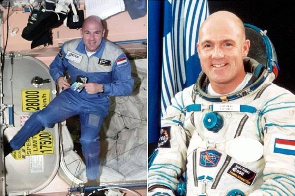 astronaut sparks panic after accidentally dialling 911 from space
