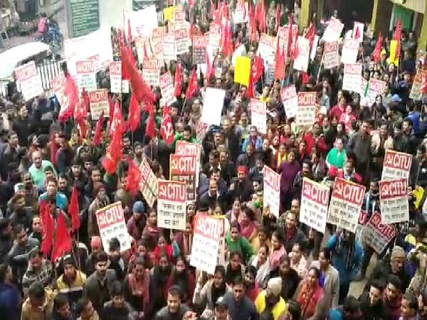 trade unions nationwide strike