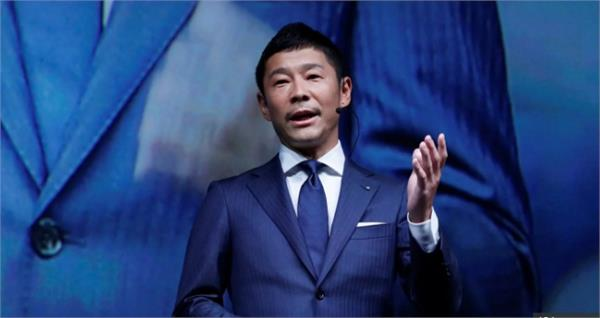 japanese billionaire responsible for the most retweeted tweet