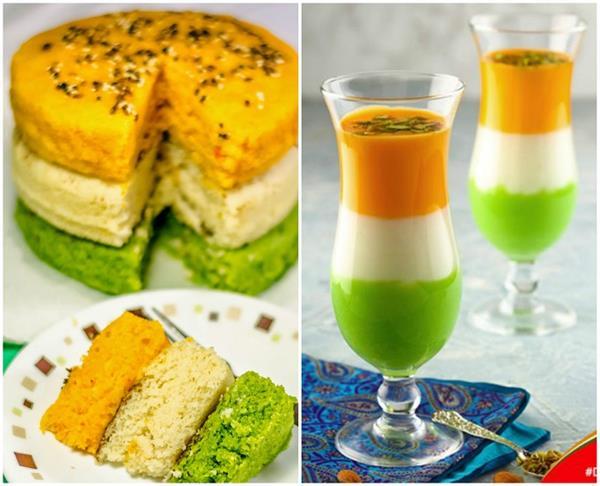 Tri-Color Recipes: गणतंत्र दिवस के मौके पर बनाएं ये 3 खास डिशेज