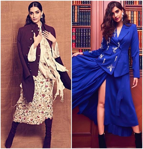 Weird Fashion! सोनम की 10 ड्रेसेज जो नहीं आएगी एक बार में समझ (See Pics)