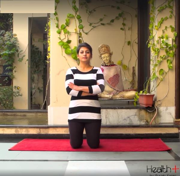 yoga for correcting poor posture and back pain