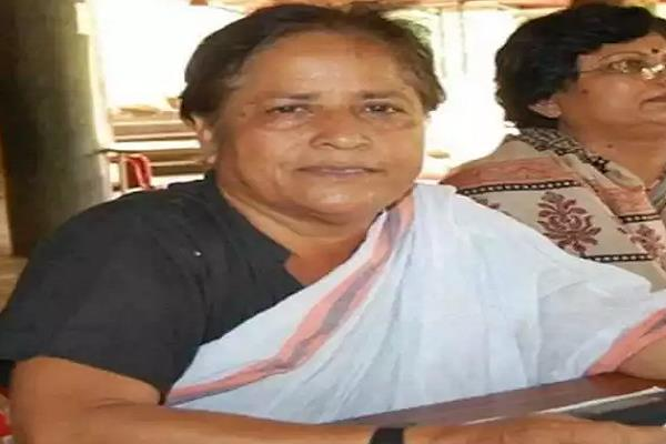 congress mp from sangrur kalpana parulekar