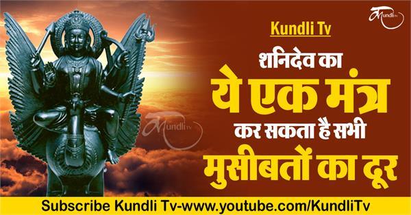shani mantra in hindi