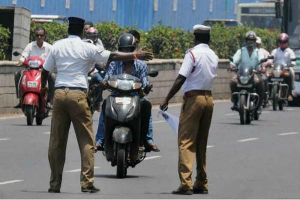 it will not be easy to break traffic rules
