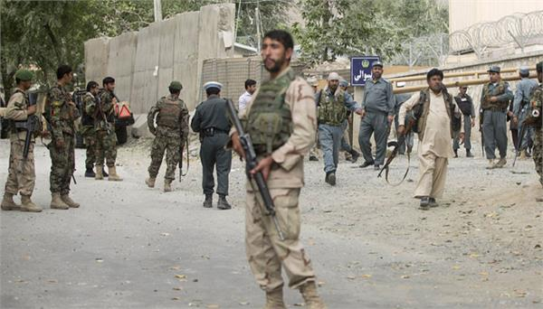afghanistan blast on volleyball field 4 killed 20 wounded