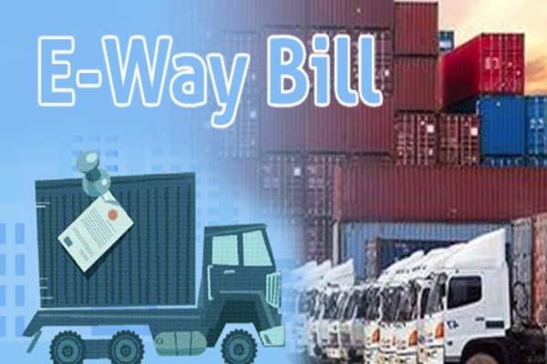 those who do not fill the returns strictly preventing e way bill garantet