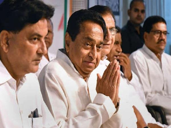 kamal nath government in preparation for closure of vyapam