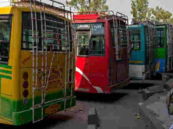 route permit will not be given to private bus operators