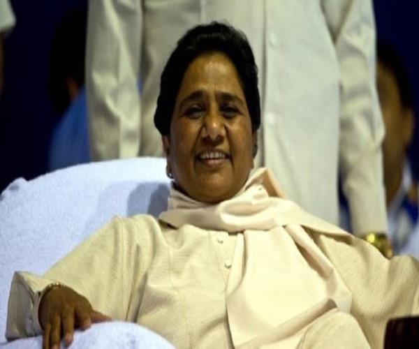 mayawati to arrive lucknow on thursday