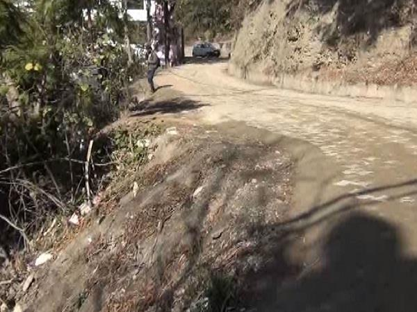people are upset with the rough condition of this road