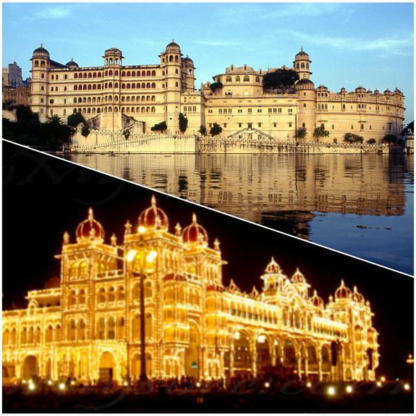भारत के 4 खूबसूरत शाही महल, जरूर जाएं देखने