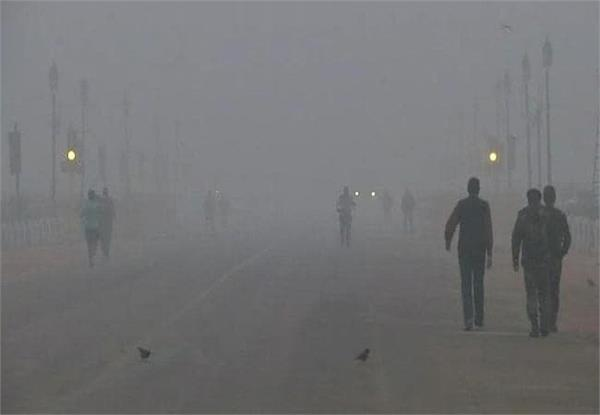 8 people died due to fog in up