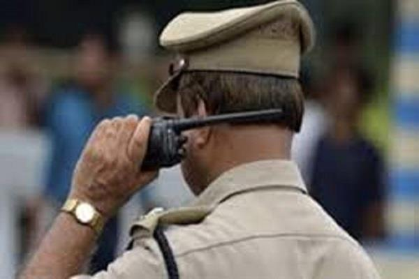 police personnel to meet government housing complete 80 percent work