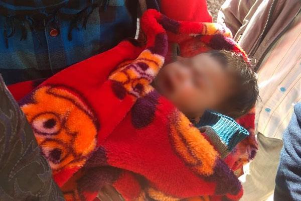 1 year old died in mendhar