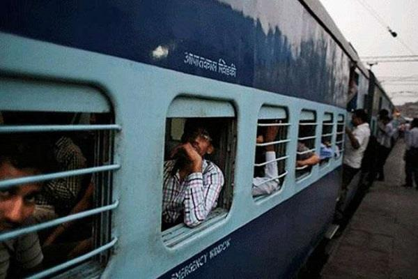 bailikat railway take action against passengers 348 caught