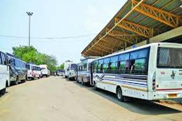 bus stand to be built at a cost of 2 16 crore