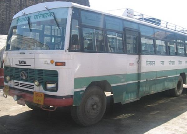 hrtc driver union demands release of seized bus