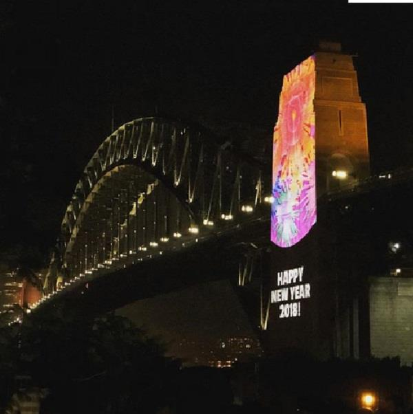 huge mistake spotted during sydney s new year s eve celebrations