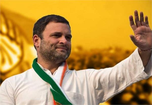 responsibility for young faces in amethi