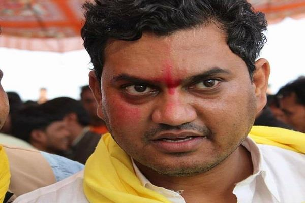 congress mla wants to make  bhil pradesh  that s the big deal