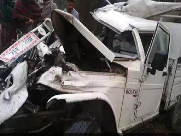 nalagarh in road accident
