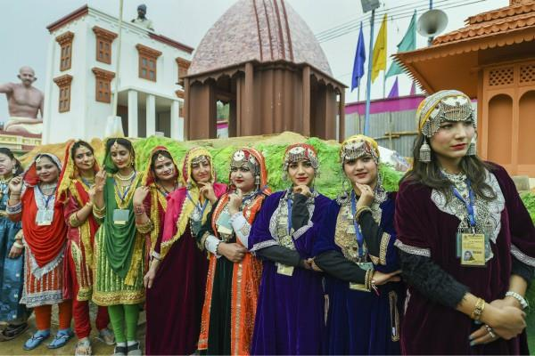 republic day 90 minute parade will show 22 tableaux