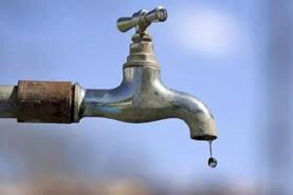 mohallaas have been disturbed with poor drinking water supply