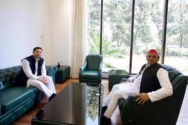 akhilesh and mayawati meet historic decision