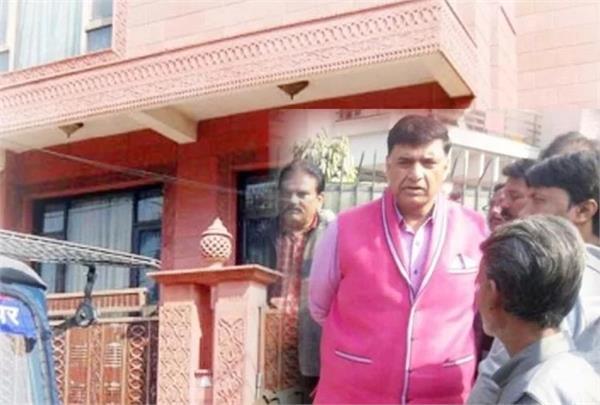 former congress mla s house raids raids