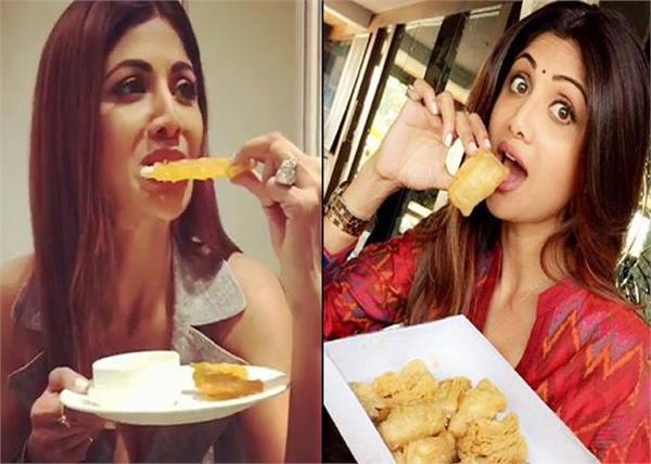 Cheat Diet लेने के बाद यूं वजन कंट्रोल रखती हैं शिल्पा