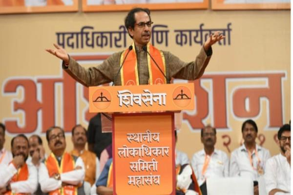 no one was born who could defeat shiv sena uddhav thackeray