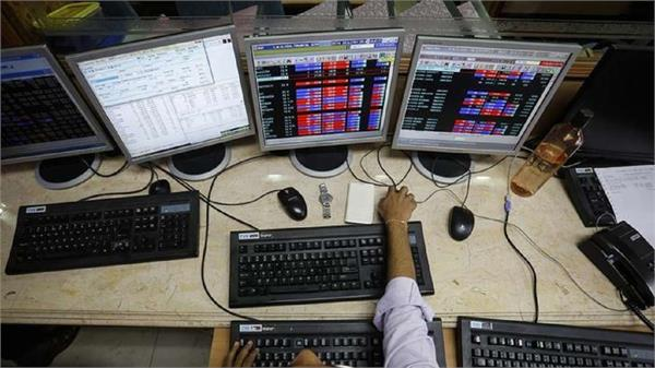 sensex down 105 points in early trade