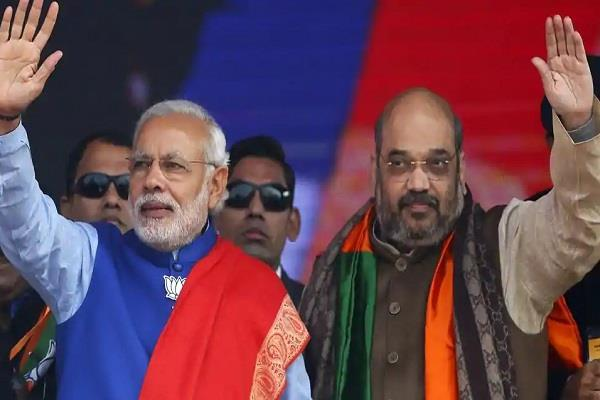 modi and shah will attend political meetings in kerala