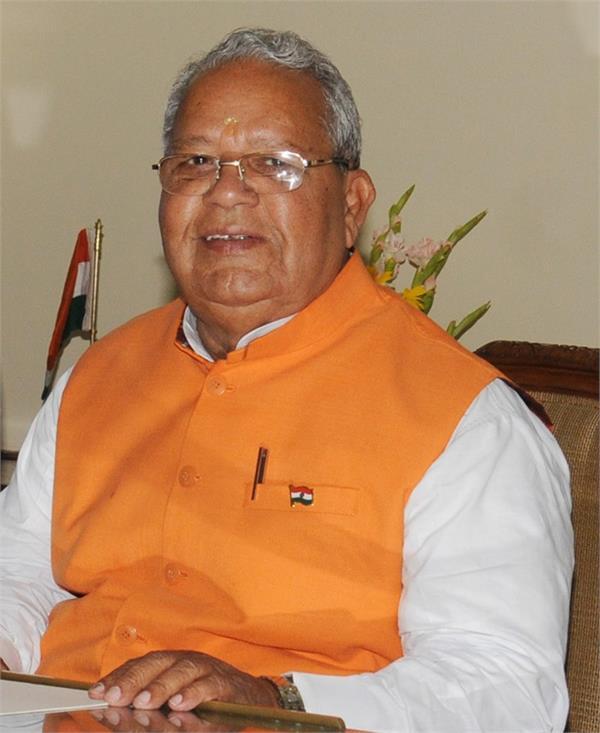 kalraj mishra doubts over contesting after haryana s election
