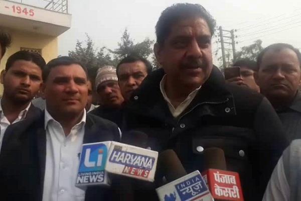 ajay chautala told digvijay chautala is krishna of jind election