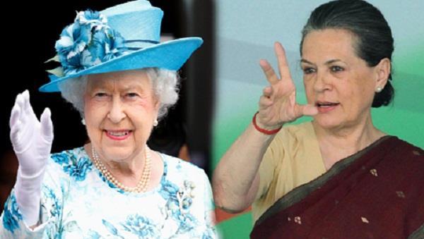 sonia gandhi is richer than british queen viral post truth