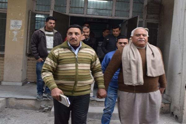 suresh sehgal bail application cancel